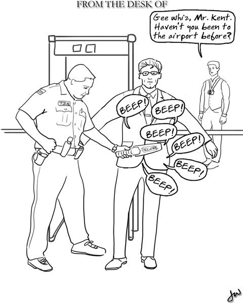 kent-detector