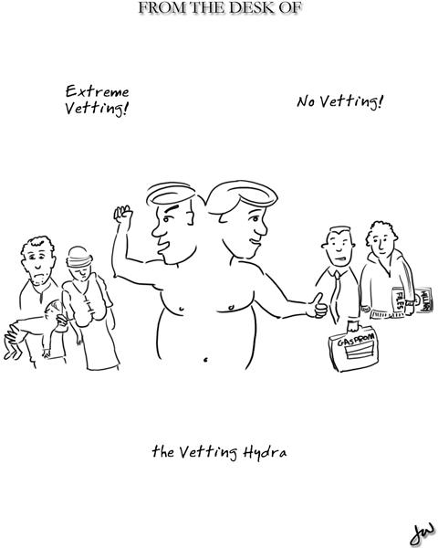 vetting