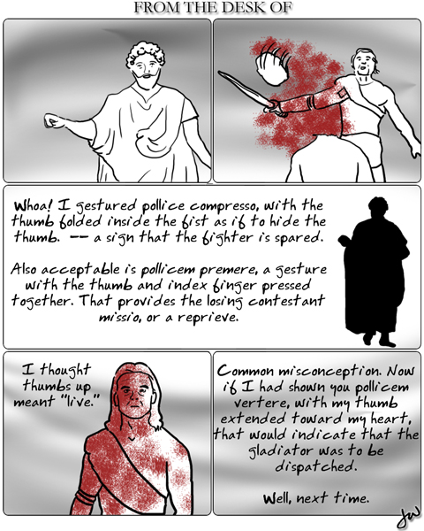 gladiator-directions